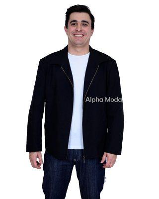 Jaqueta Social Masculina tecido com elastano