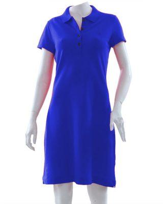 Vestido Polo Azul Bic