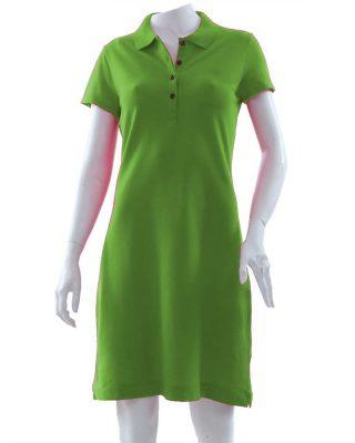 Vestido Polo Verde