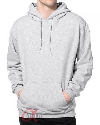 Blusa de Moletom Masculina Básica com capuz