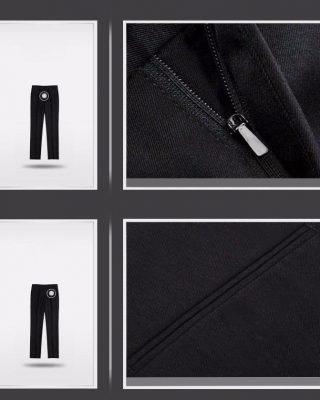 Calça Social  Masculina com elastano