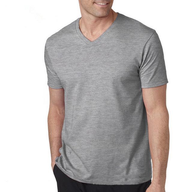 ea6fcfaa1 Camiseta Masculina Gola V - Alpha Moda Social