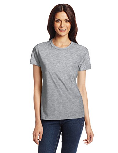 a634fb27e Camiseta feminina Baby look Gola Redonda - Manga Curta - Alpha Moda ...