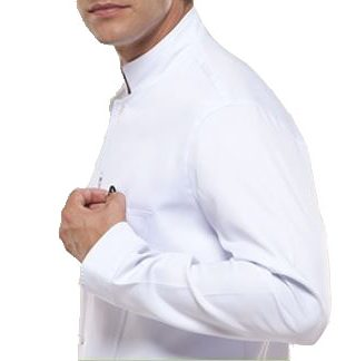 Jaleco Masculino Gola Padre – Tecido Gabardine