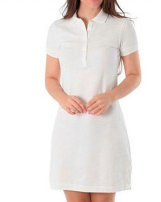 Vestido Polo Branco