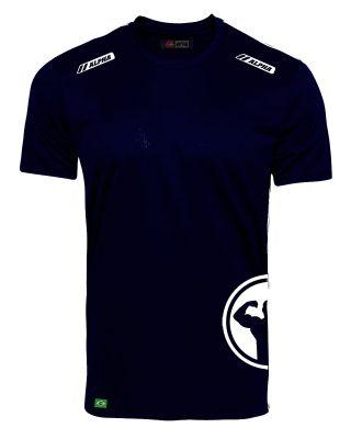 Camiseta Treino Academia Musculação 100% Poliamida