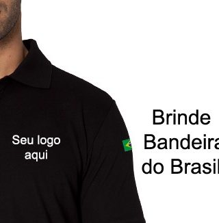 Camiseta Pólo Modelo 4 Exclusivo – Personalizada Automotiva – Kit com 4 pçs