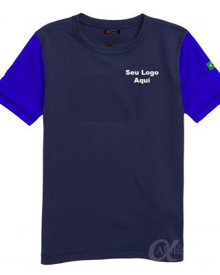 Camisetas Personalizadas para uniformes fardamentos Kit 10 Pçs