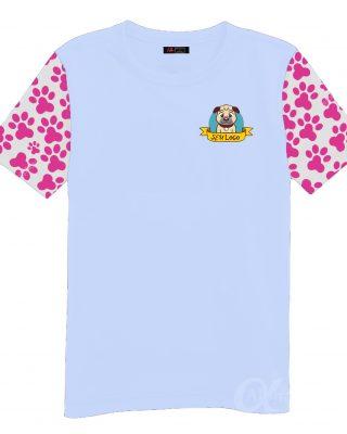 Kit 10 pçs Camisetas Personalizadas uniformes para Pet Shop