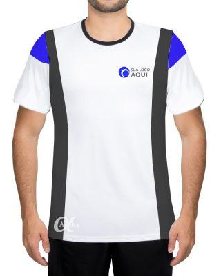 Camisetas Personalizadas para empresas kit 10 pçs