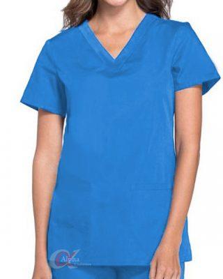 Pijama Cirúrgico Enfermagem Scrub Feminino – Poliéster