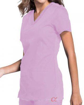Pijama Cirúrgico Enfermagem Scrub Feminino com elastano