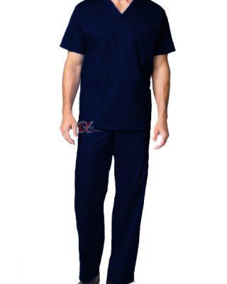 Pijama Cirúrgico Enfermagem Scrub Masculino – Poliéster