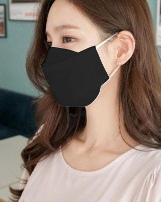 Máscara Cirúrgica de tecido protetora contra o coronavírus – pacote com 10 pçs