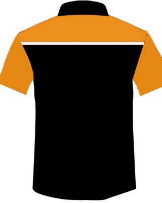 Camisa Para Uniformes Do Ramo Automotivo 4 Pçs