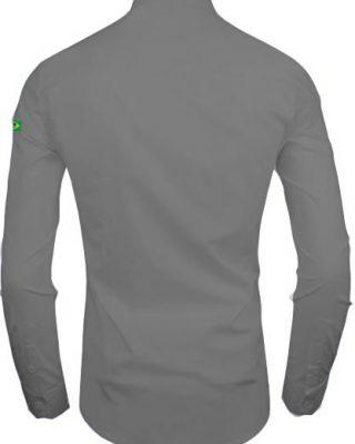 Camisa social Elegance para uniformes profissionais kit 4 pçs