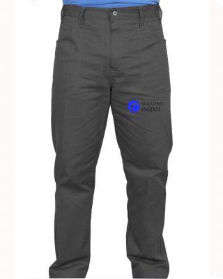 Calça em Brim pesado Personalizada kit 4 Pçs