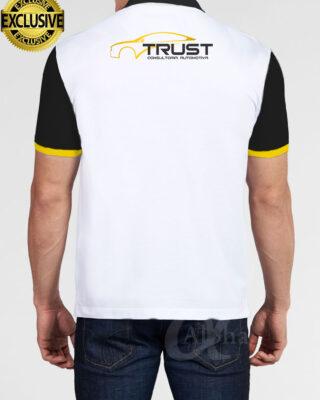 Camisa polo Trust Consultoria – Kit 4 pçs