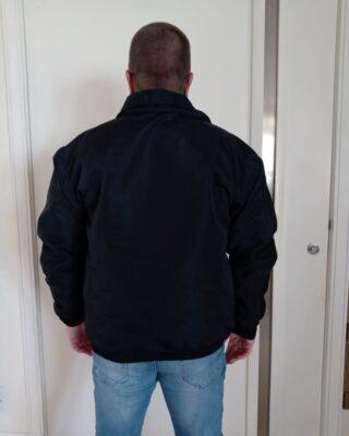 Jaqueta corta vento Carro e Sofá Limpo kit 4 pçs
