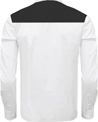 Modelo de uniforme camisa manga longa para Uniformes Sport Kit 4 Pçs