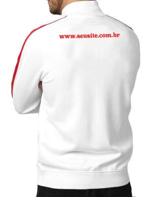 Blusão de frio personalizada para uniformes de empresa kit 4 pçs
