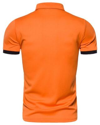 Camisa camiseta gola polo personalizada para uniformes – kit 4 pçs
